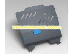 Защита картера двигателя для Chevrolet Cruze '09- SDN/HB (2мм) 1,6 МКПП/АКПП