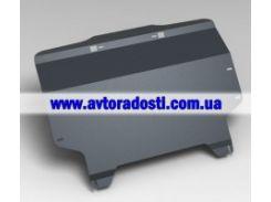 Защита картера двигателя для Hyundai ix-35 '10-15 (3мм) 2,0 АКПП