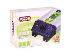 Инвертор / преобразователь напряжения Pulso IMU-520, 500Вт