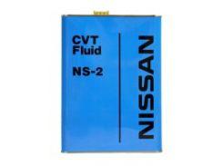 Масло трансмиссионное Nissan CVT NS2, 4 л