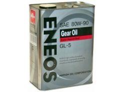 Масло трансмиссионное Eneos GEAR GL-5 80W-90, 4 л