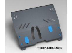 Защита картера двигателя для Citroen C4 '05-09 (2 мм) 1,4-1,6-2,0 бензин/1,6-2,0 дизель, МКПП/АКПП