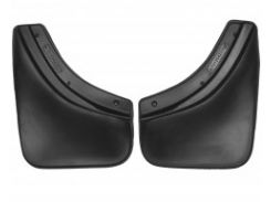 Брызговики задние для Suzuki SX4 '06-14 с расширителем арок (Lada Locker)