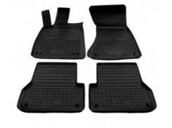 Коврики в салон для Audi A5 '07- Sportback, полиуретановые, черные (Nor-Plast)