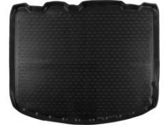 Коврик в багажник для Ford Kuga '13-, нижний, полиуретановый (Novline) черный EXP.NLC.16.42.B13