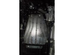 Защита топливного бака для Hyundai Santa Fe '13-17 DM, 2,2 CRDI (Полигон-Авто)