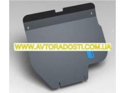 Защита картера двигателя для Hyundai Santa Fe '13-17 DM, 2,2 АКПП