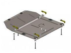 Защита двигателя и КПП, радиатора для Chevrolet Orlando '11-, V-все бензин, АКПП, МКПП (Кольчуга)