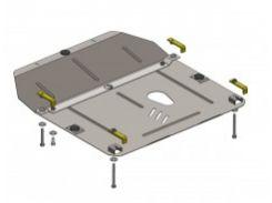Защита двигателя и КПП, радиатора для Chevrolet Orlando '13-, V-все дизель (Кольчуга)