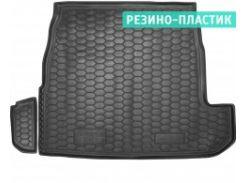 Коврик в багажник для Great Wall Haval H9 '15-, 7 мест, резино-пластиковый (AVTO-Gumm)