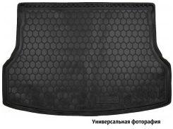 Коврик в багажник для Great Wall Haval H9 '15-, 7 мест, резиновый (AVTO-Gumm)