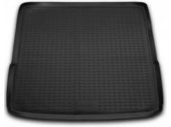 Коврик в багажник для Ford Focus 2 (II) '04-11 универсал, полиуретановый (Novline / Element) черный
