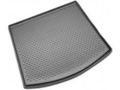 Коврик в багажник для Volkswagen Touran '03-15, полиуретановый (Novline / Element)