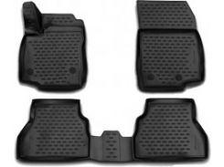 Коврики в салон 3D для Ford B-Max '12- полиуретановые (Novline / Element)