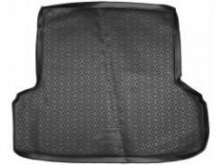 Коврик в багажник для Chery Arrizo 7 (M16) '13-, полиуретановый (Novline / Element) черный