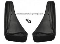 Брызговики задние для Citroen C4 Grand Picasso '13- (Novline / Element)