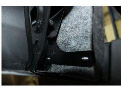 Брызговики задние для Toyota Camry V50 '11-14 (Novline / Element)