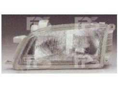 Фара передняя для Toyota Carina E '92-97 левая (TYC) механич., стекл. рассеиватель