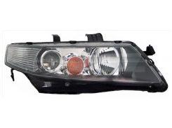 Фара передняя для Honda Accord 7 '03-05 правая (TYC) электрич.