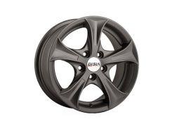 Disla Luxury 506 GM  (R15 W6,5 PCD5x114,3 ET35 DIA67,1)