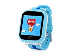 Часы с GPS Трекером SmartYou Q200 Blue
