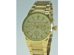 Мужские  часы GUARDO S09192R.6 жёлтый