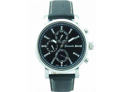 Мужские  часы GUARDO S09876A.1 чёрный