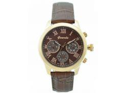 Мужские  часы GUARDO S08045A.8 коричневый