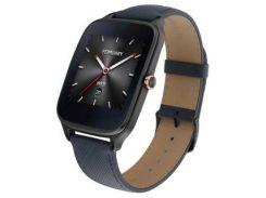 Asus Zen Watch 2 WI501Q Gun/Leather Dark Blue (US)