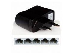 GreenVision Коммутатор сетевой GV-001-H-05P (5649)