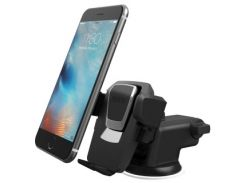 iOttie Easy One Touch 3 Car  Desk Mount Holder Black (HLCRIO120)