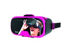 Tzumi DreamVision VR Headset Pink