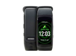 SAMSUNG SM-R360 Gear Fit2 Large Dark Grey C