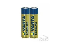 Батарейка VARTA LONGLIFE E AA BLI 2