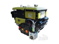 Двигатель ДД180ВЭ ( 8 лс ) электростартер ( КЕНТАВР )