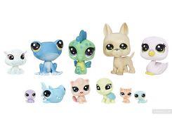 Набор фигурок Hasbro Littlest Pet Shop в ассортименте (B9343)