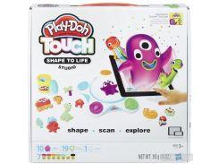 Интерактивный набор с пластилином Play-Doh Создай мир Студия (C2860)