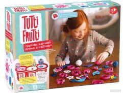 Набор для лепки Tutti-Frutti Русалочка блестки (BJTT15079)