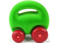 Машинка-хваталка Rubbabu зеленая (11190)