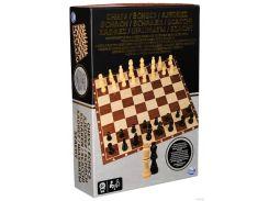 Настольная игра Spin Master Шахматы с деревянными фигурами (SM98367/6033313)