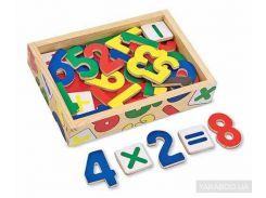 Набор магнитов Арифметика (449)