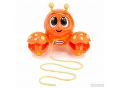 Игрушка-каталка на веревочке Little Tikes Веселый Лобстер (638534)
