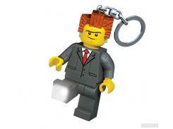 Брелок-фонарик LEGO Президент Бизнес (LGL-KE44-BELL)