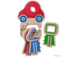 Деревянная игрушка Melissa & Doug Детские ключики (4022)