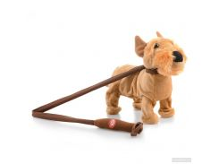 "Интерактивная игрушка Na-Na IF55S ""Собака"", с музыкой и поводком (T67-011)"