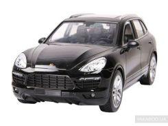 Машинка на радиоуправлении Meizhi Porsche Cayenne черный (MZ-2045b)