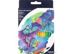 Карандаши цветные акварельные Kite 36 шт (K18-1052)