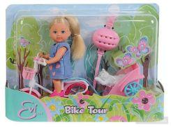 Кукла Штеффи Прогулка на велосипеде Steffi and Evi Love (573 0783-1)