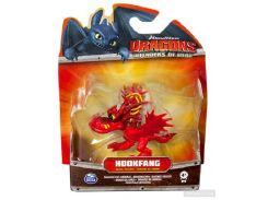 Коллекционная фигурка Как приручить дракона: Кривоклык в боевой раскраске Spin Master Dragons (SM66551-12)