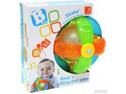 Интерактивная игрушка Sensory B kids Светящийся мячик (004341S)